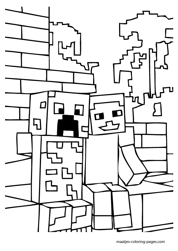 Minecraft Drawing Game At Getdrawingscom Free For Personal Use