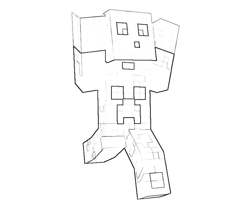 photograph about Minecraft Steve Printable identified as Minecraft Drawing Steve at  Absolutely free for