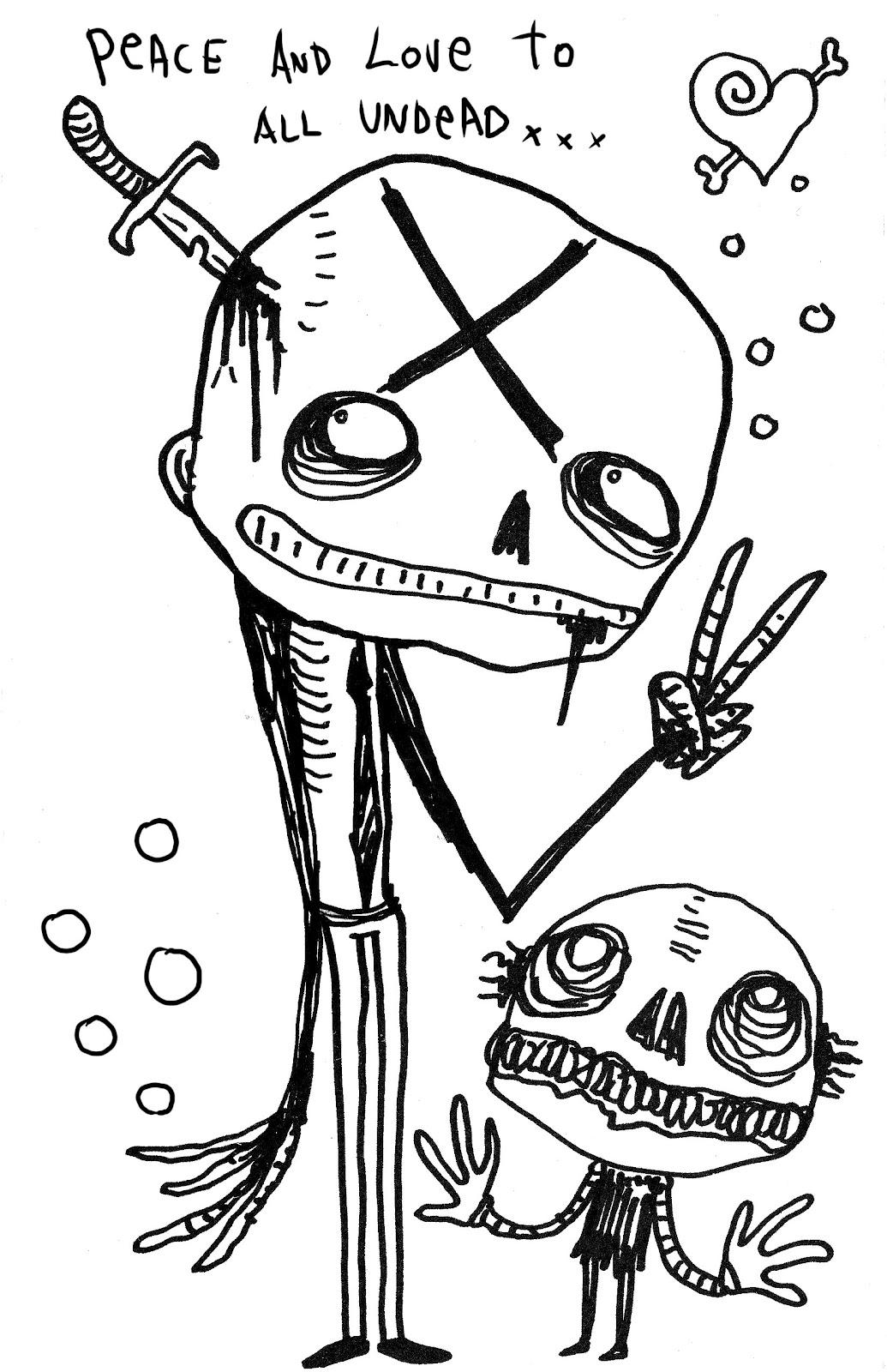 1035x1600 Minecraft Zombie Coloring Pages Fitfru Style Best Zombie