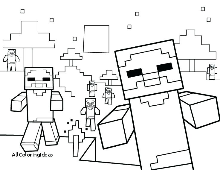 Imagenes Minecraft Para Colorear: Minecraft Pickaxe Drawing At GetDrawings.com