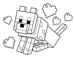 Minecraft Pig Drawing