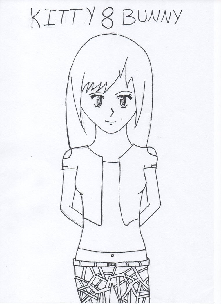 762x1048 Animemanga Version Of My Minecraft Skin! By Kitty8bunny