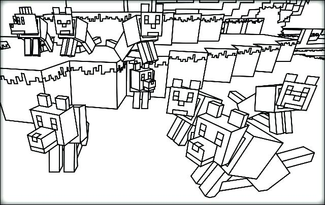 640x404 Elegant Printable Minecraft Coloring Pages Or Printable Coloring