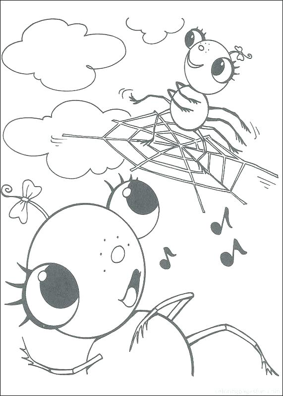 571x800 Spider Coloring Printables Best Collection Coloring Pages