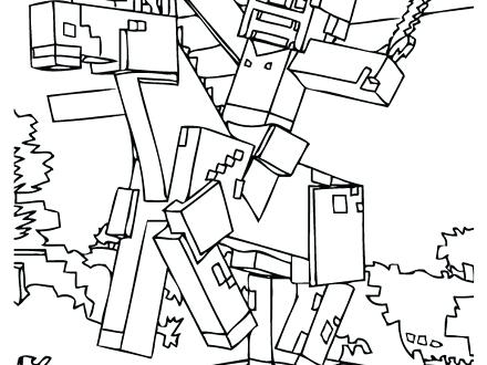 440x330 Minecraft Coloring Pages Stampy Best Pictures Images On Drawings