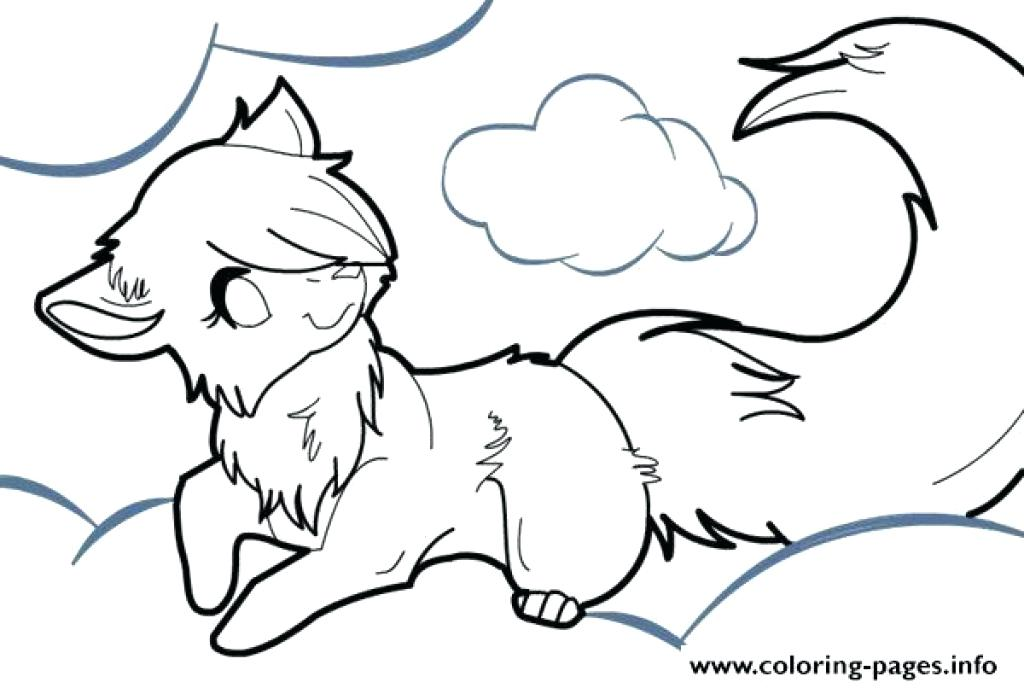 1024x688 Coloring Pages Of Wolves Free Printable Difficult Grown Up