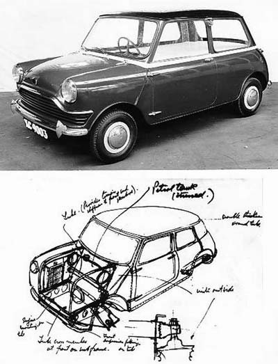 400x523 The History Of Mini Cooper The 1st Mini Cooper Model !!
