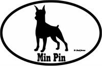 200x131 Miniature Pinscher Gifts By Yuckles!