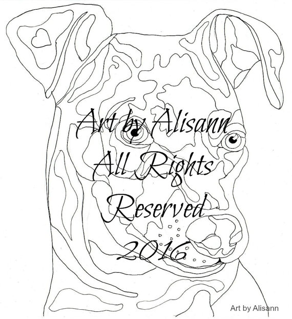 570x622 Miniature Pinscher Min Pin Dog Coloring Page Instant