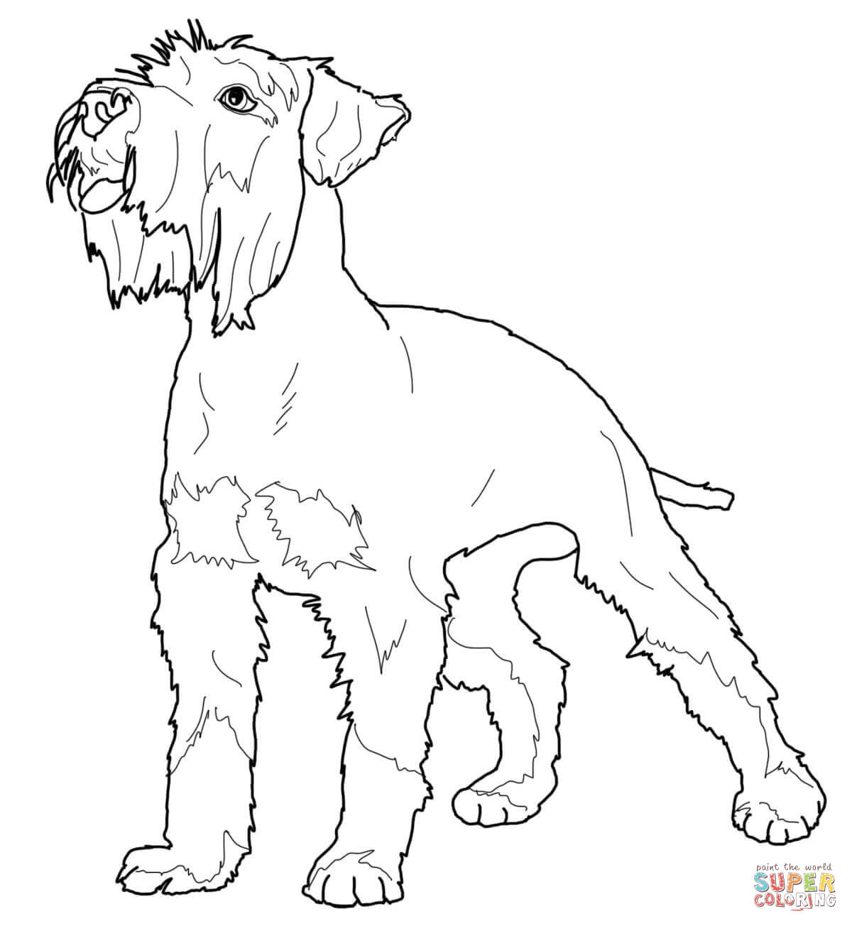 1200x1304 Miniature Pinscher Puppy Coloring Page Free Printable Coloring Pages