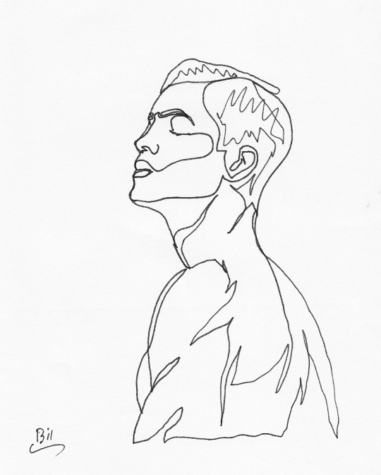 540x672 Mywork Contour Drawing Continuous Line Drawing Minimal Drawing