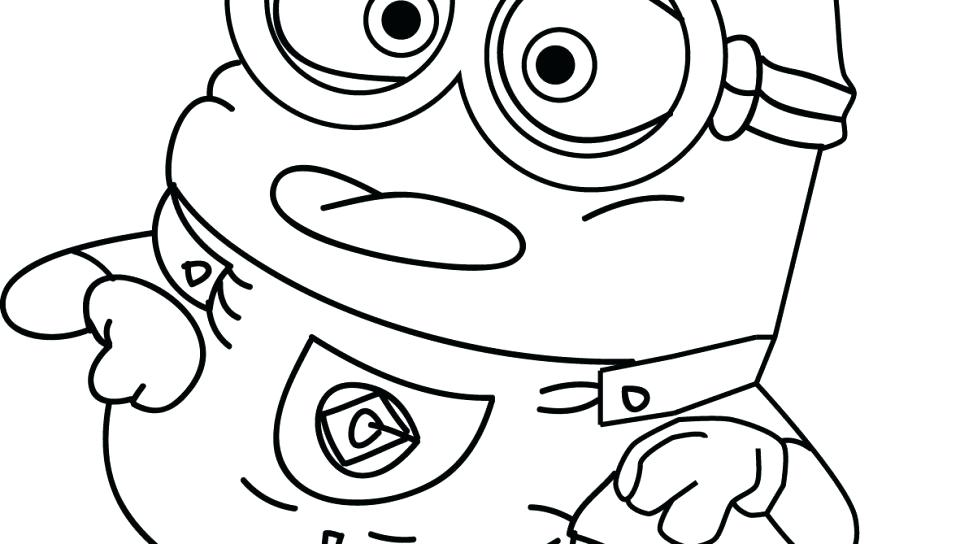 960x544 Minion Coloring Pages 23 Together With Minions Coloring Pages Co