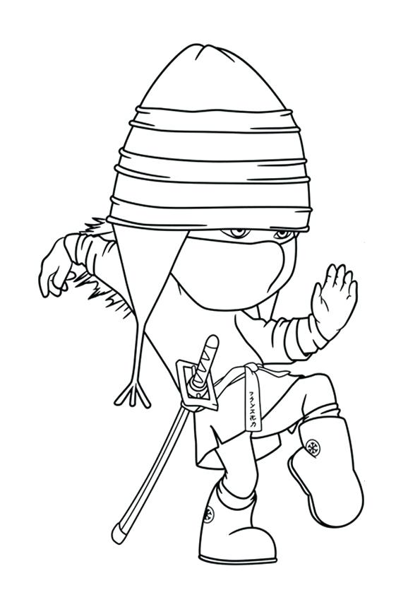 595x842 Dispicable Me Coloring Pages Despicable Me Coloring Sheets