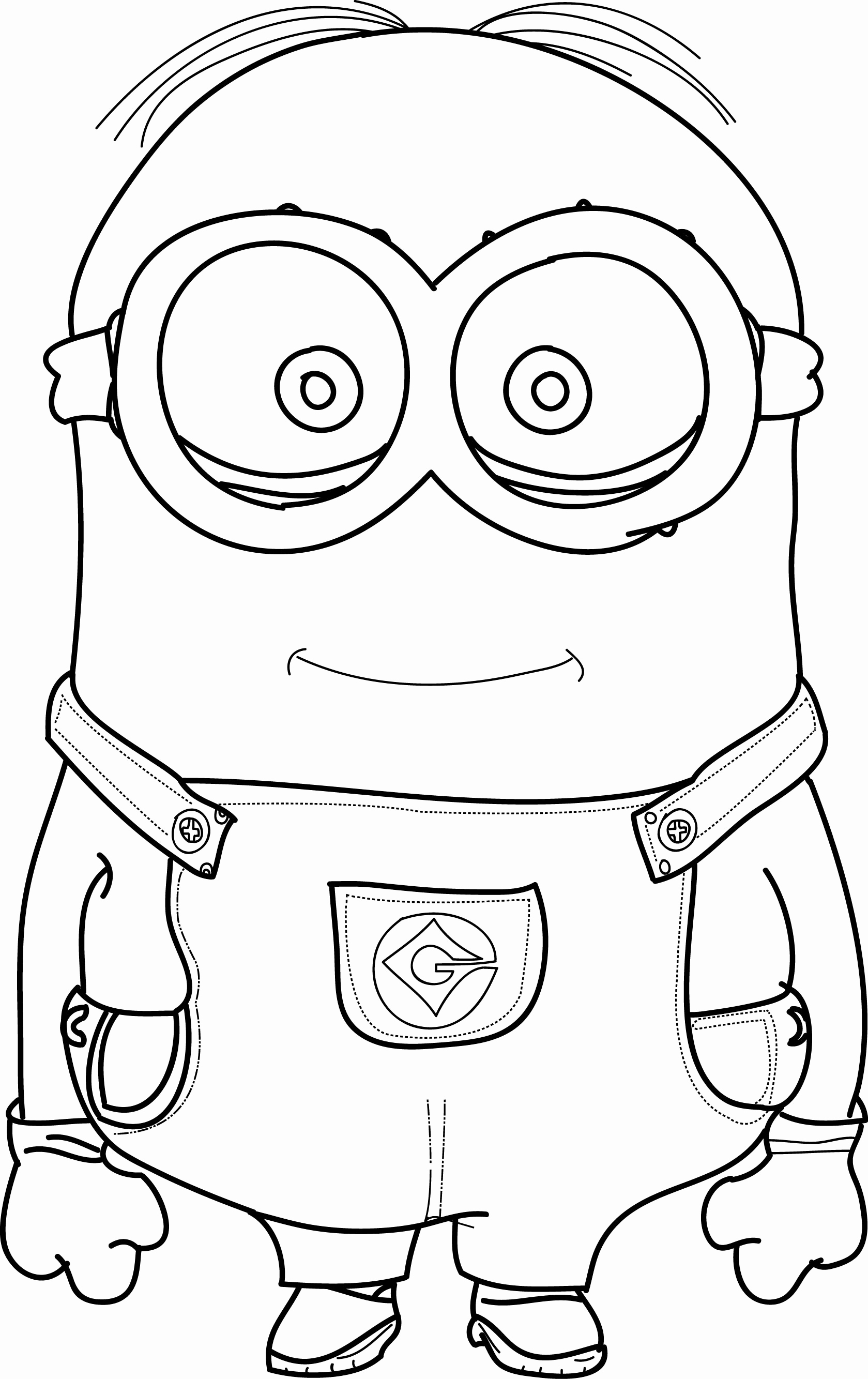 1679x2667 50 Fresh Image Of Minion Coloring Pages To Print