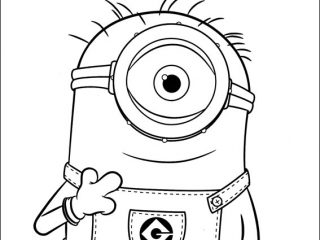 Minions Cartoon Drawing at GetDrawings.com | Free for personal use ...