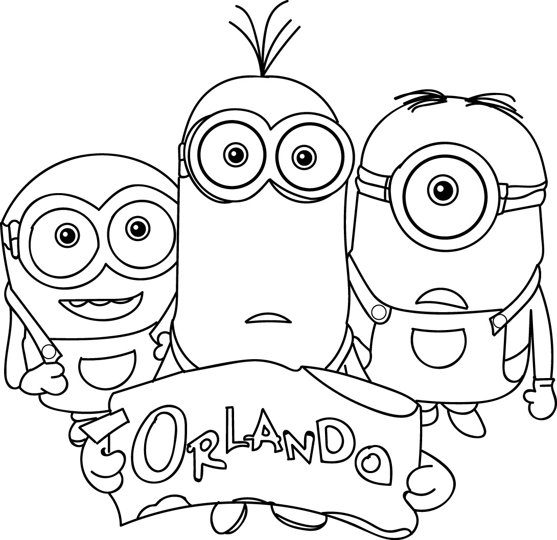 1090x1057 Minion Captain America Coloring Pages