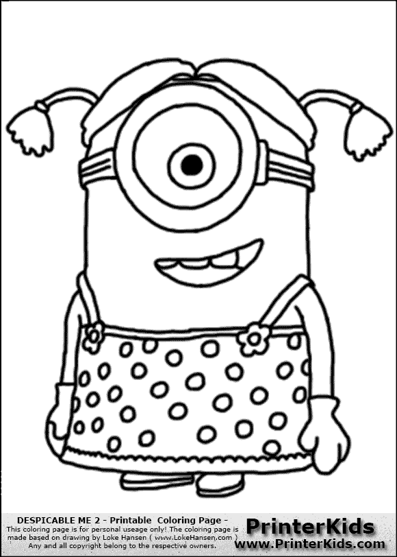 Minions Drawing at GetDrawings.com | Free for personal use Minions ...