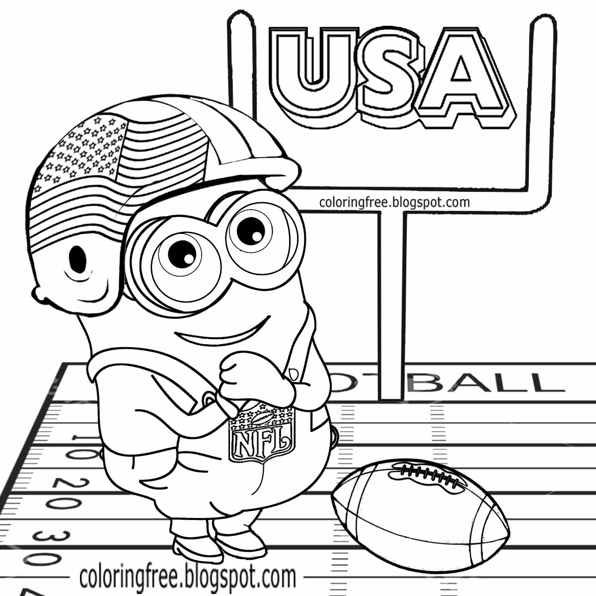 Minions Drawing Games At GetDrawingscom Free For Personal Use 11 Minion Carl Coloring Page