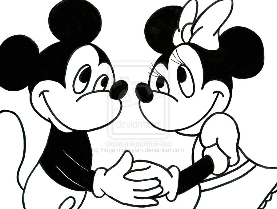 900x680 Minnie Mouse Drawing Many Interesting Cliparts