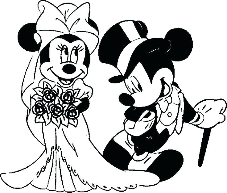 Minnie Mouse And Mickey Mouse Drawing at GetDrawings.com | Free for ...