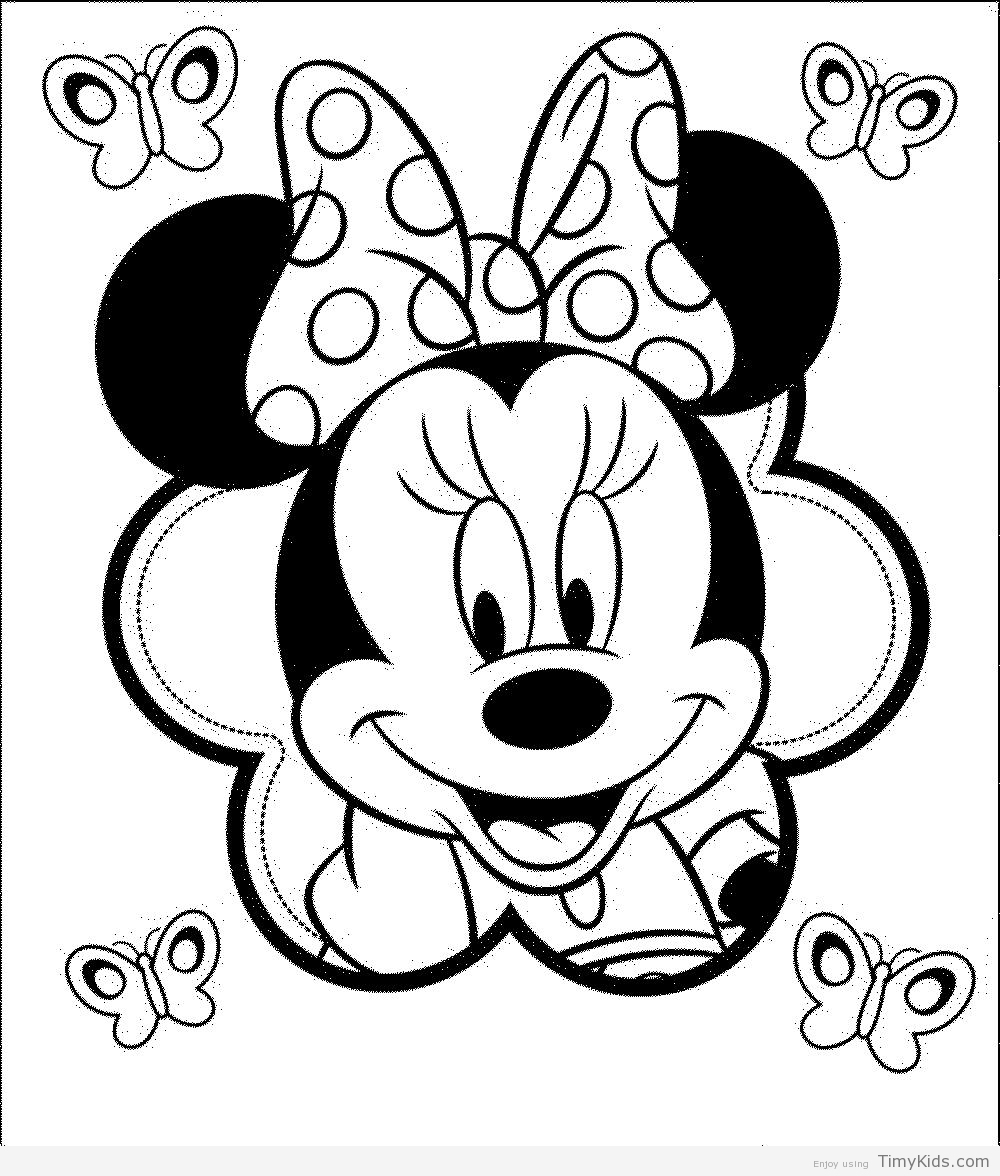 1000x1176 Mouse Face Coloring Pages.html