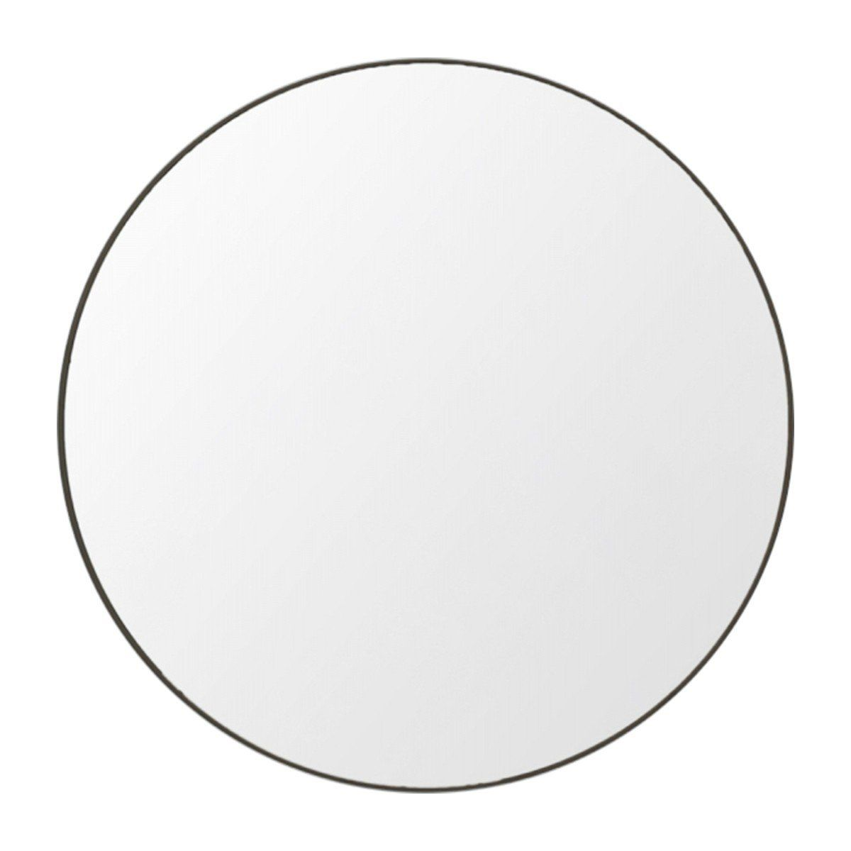 1200x1200 Flynn Round Mirror (Black) Round Mirrors, Mirrors Online And Middle