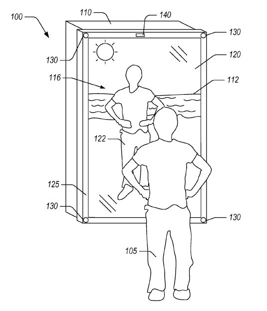 535x624 Amazon Smart Mirror Could Change The Way People Buy Clothes Online
