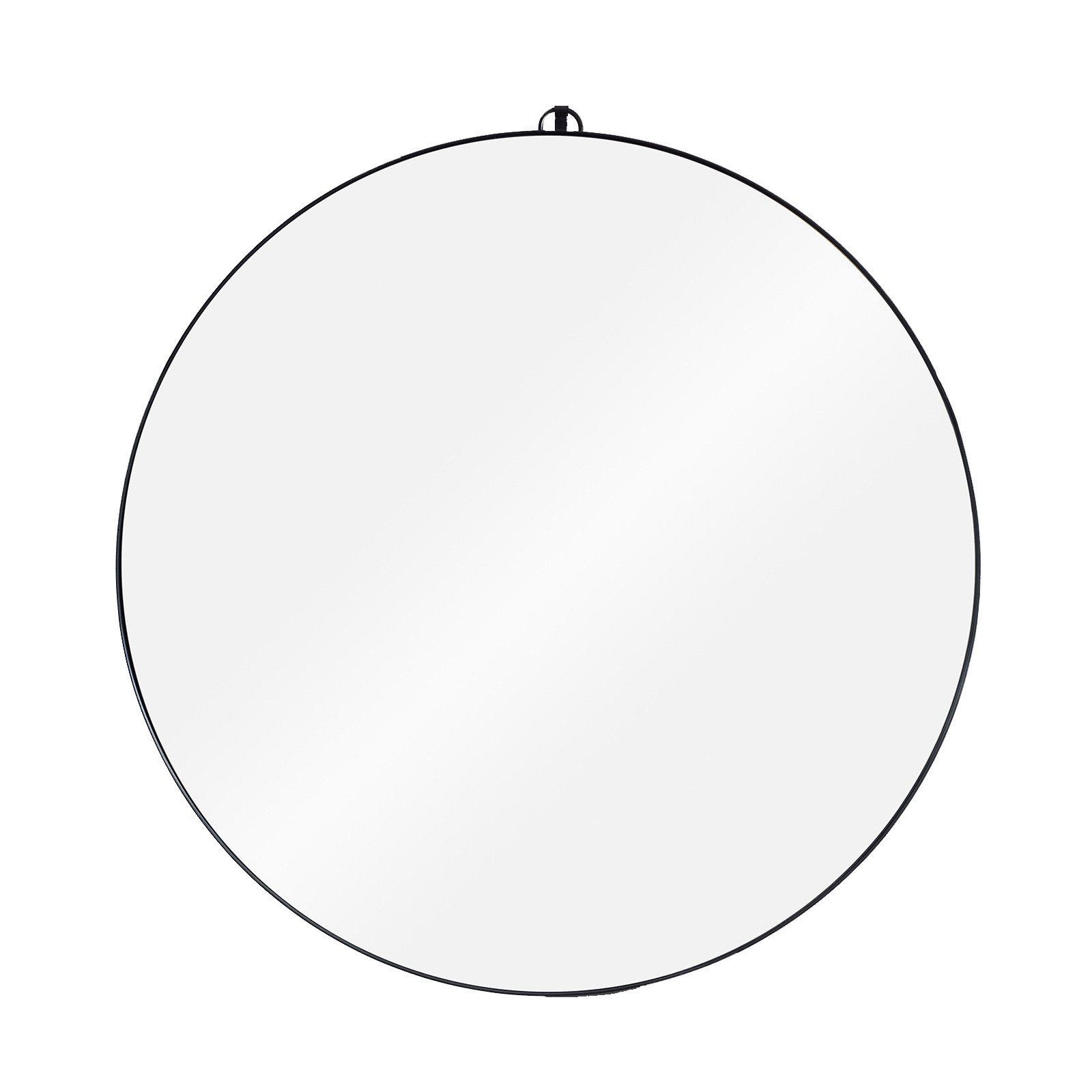 1600x1600 Round Metal Framed Mirror By Consort