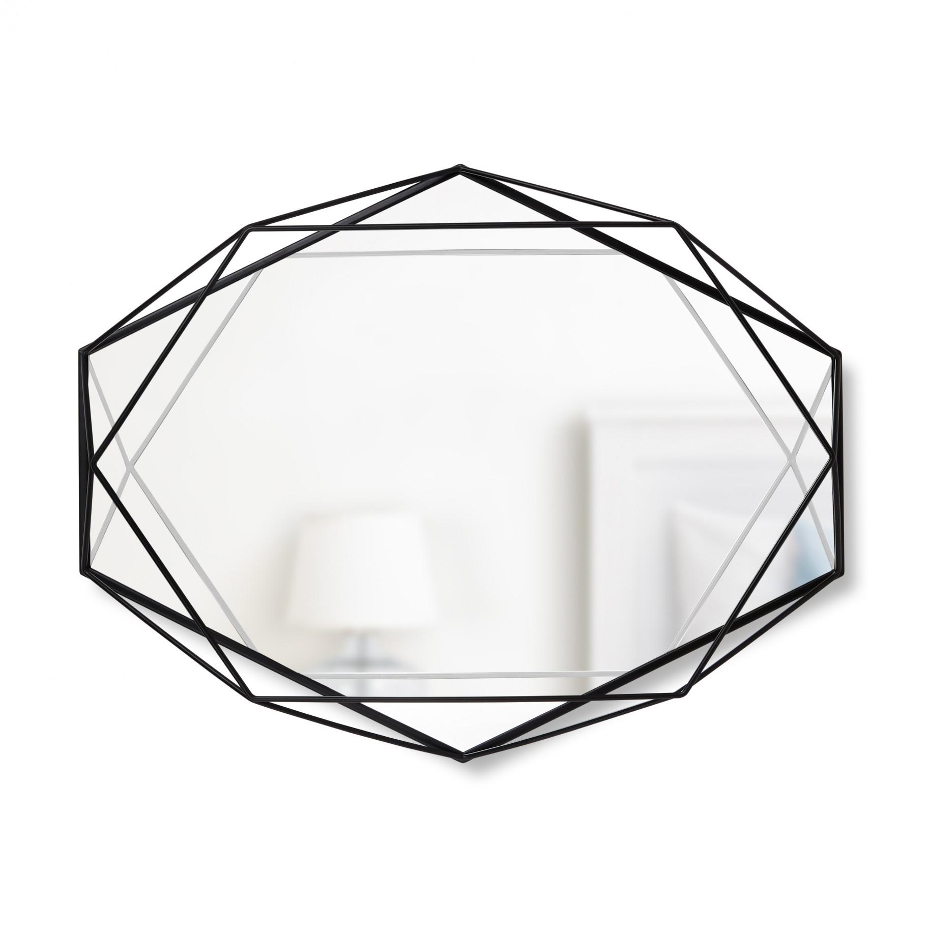 1826x1826 Prisma Mirror Black Umbra