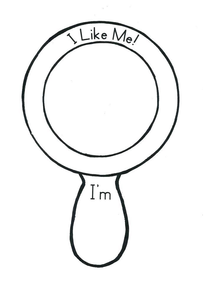 736x952 Self Portrait Coloring Page Self Portrait Coloring Page I Like Me