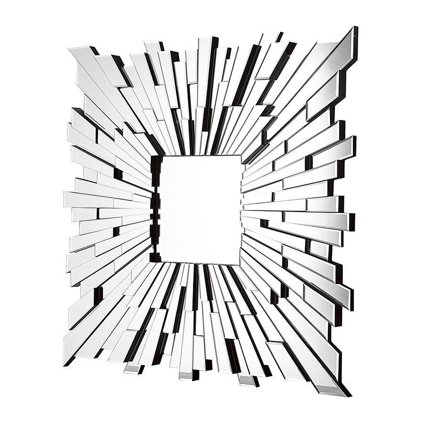 860x860 Zane Wall Mirror El Dorado Furniture