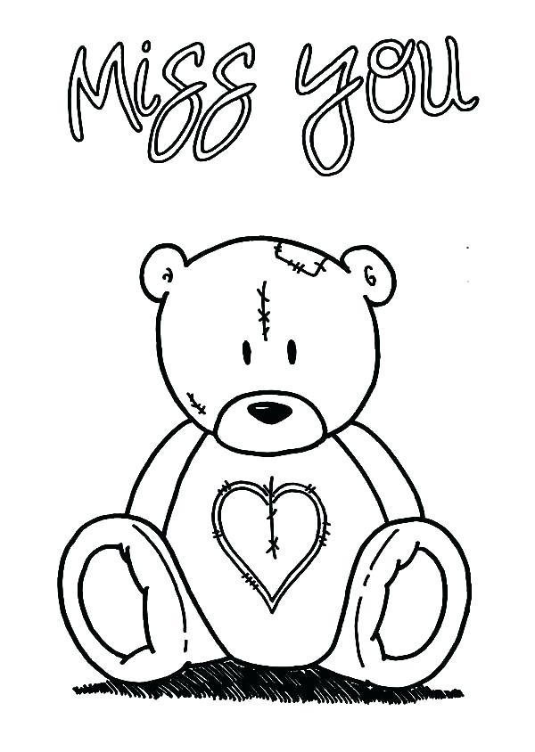 600x844 I Miss You Coloring Pages Thinking Of You Coloring Pages Awesome I