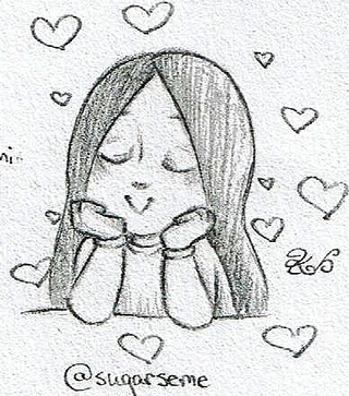 320x363 Missyou Drawings On Paigeeworld. Pictures Of Missyou