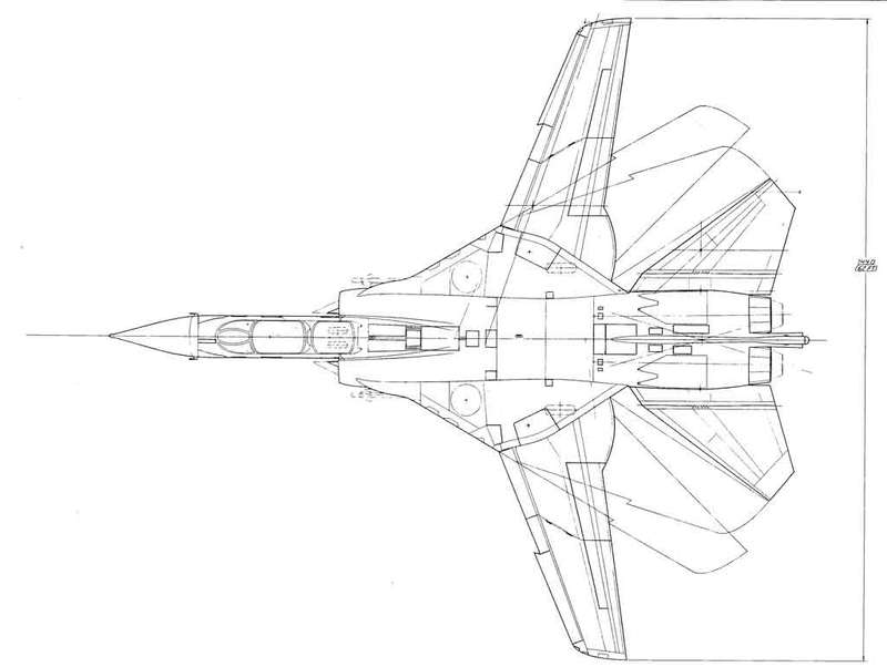 800x602 Voughtworks V 507 The F 14 That Wasn'T