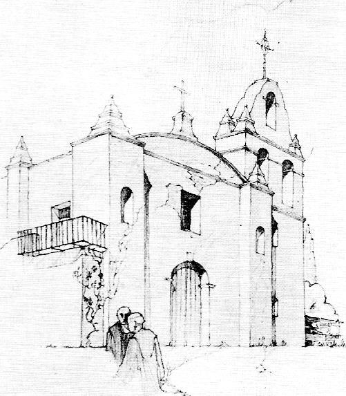 501x573 Filemission San Gabriel Conceptual Elevation