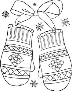 236x299 Free Winter Coloring Pages Full Page Image With Words Applique