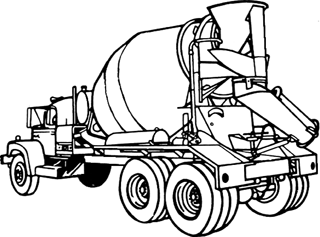 320x237 Mixer Truck Article About Mixer Truck By The Free Dictionary