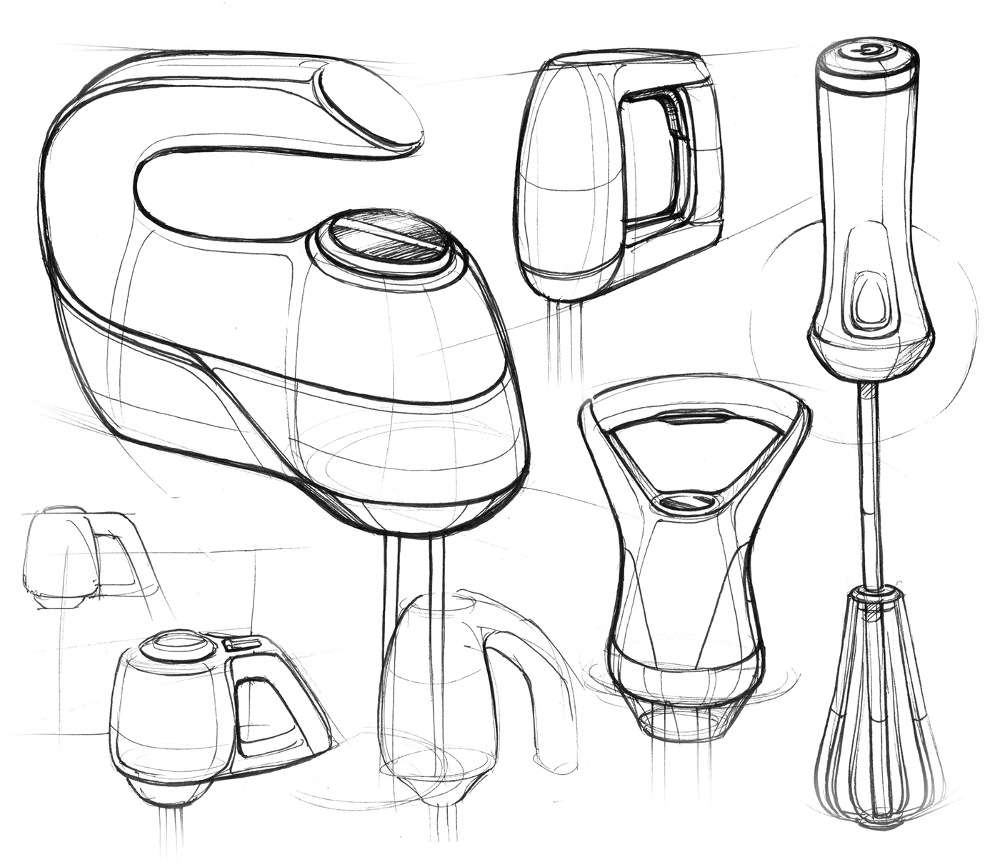 1400x1207 Sketch A Day Roundup Week Of February 8 Industrial Design