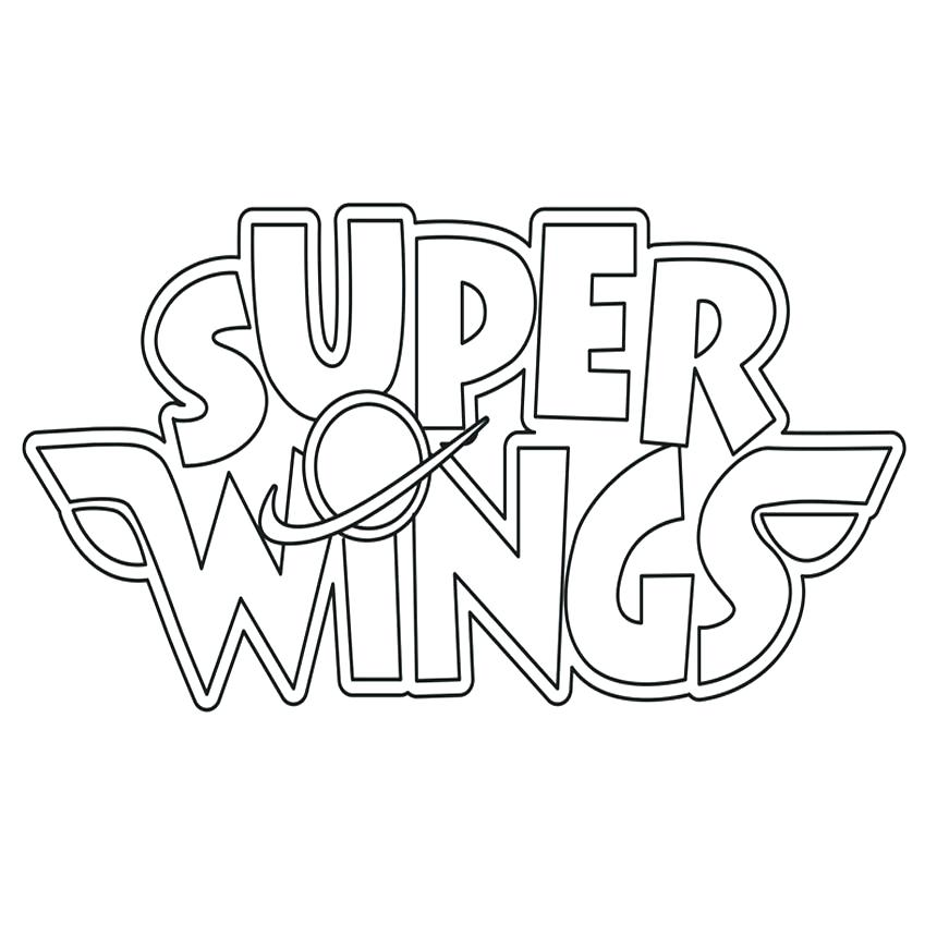 860x860 Mlb Logo Coloring Pages Logo Coloring Pages Super Wings Logo