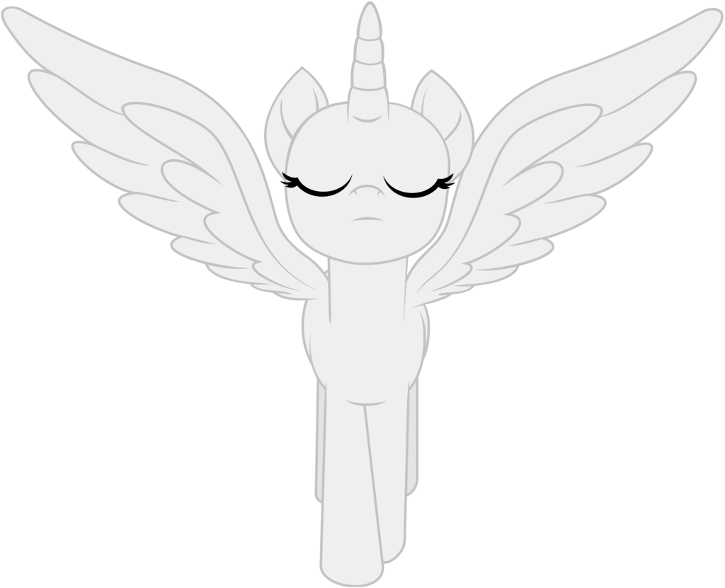 Mlp Base Drawing At Getdrawingscom Free For Personal Use Mlp Base
