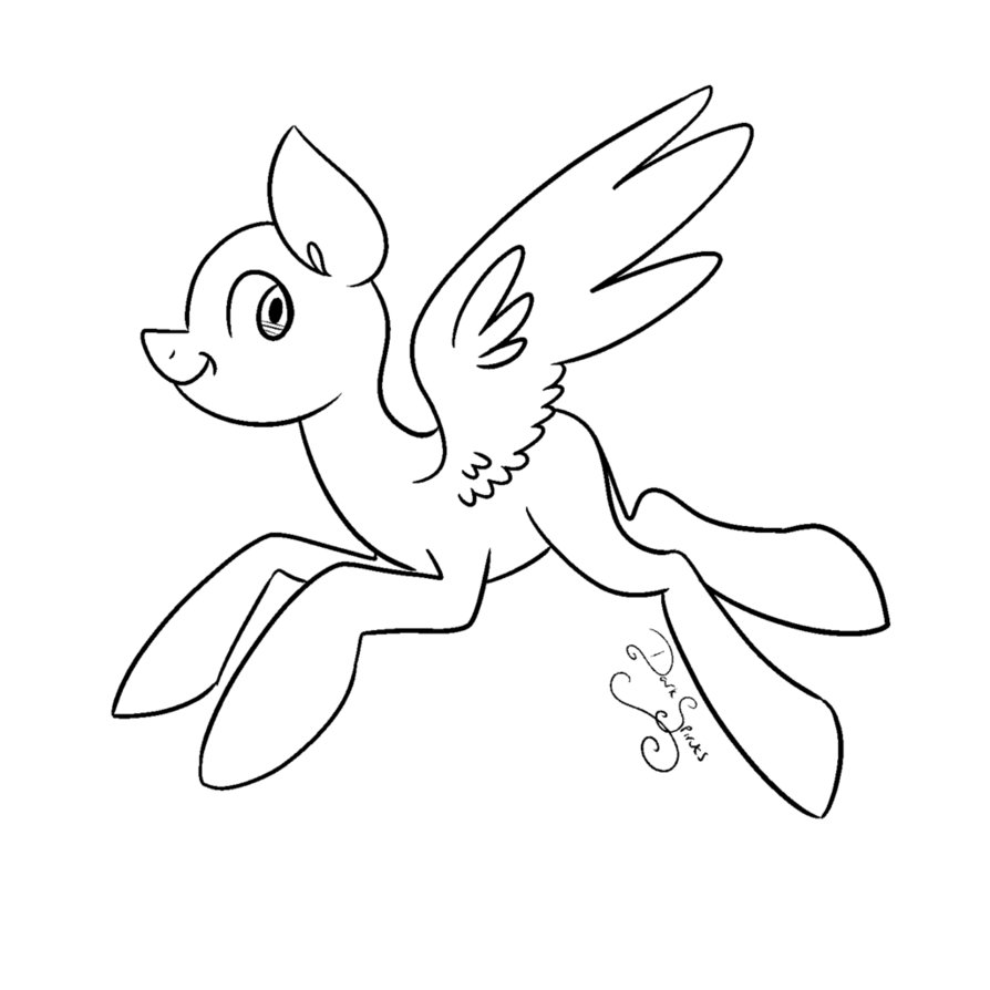 894x894 Mlp Pegasus Wing Positions