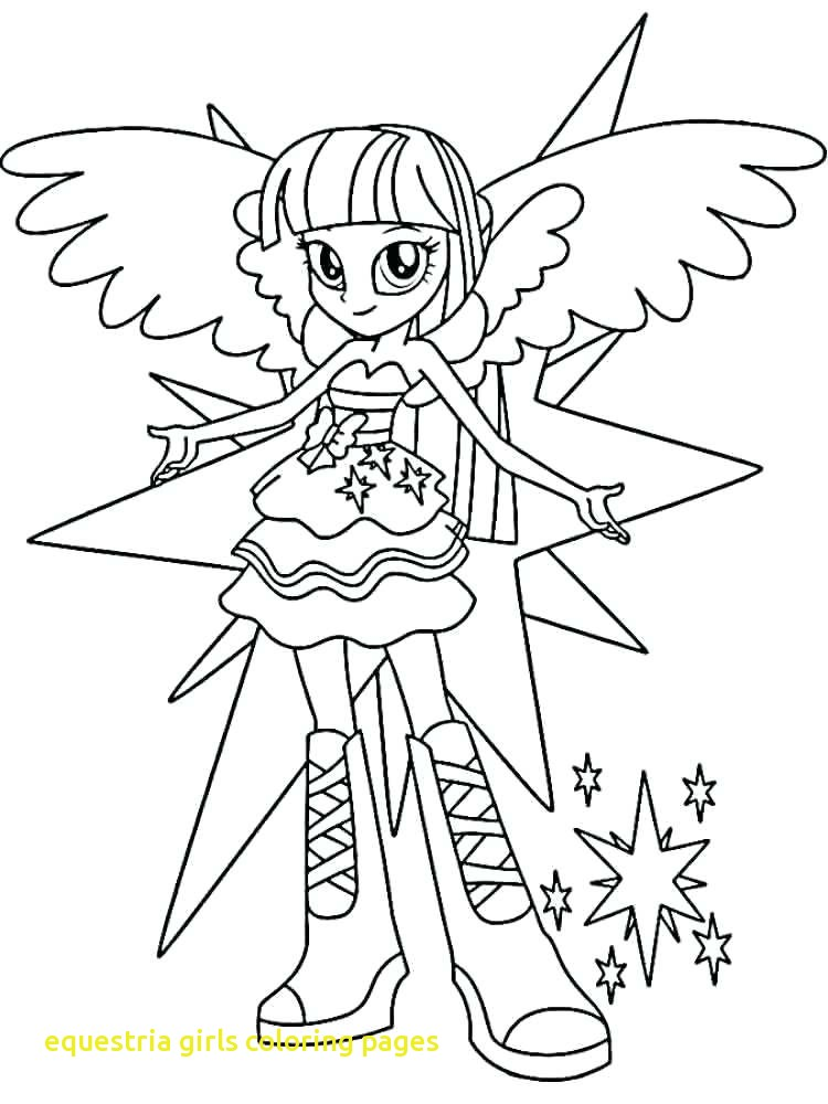 750x1000 Equestria Girls Coloring Pages With Equestria Girl Coloring Sheets