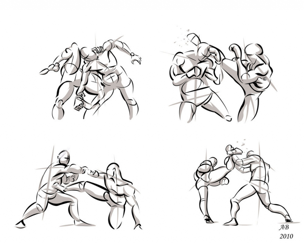 1024x819 Anime Sword Fight Sketches Mma Searching And Swords