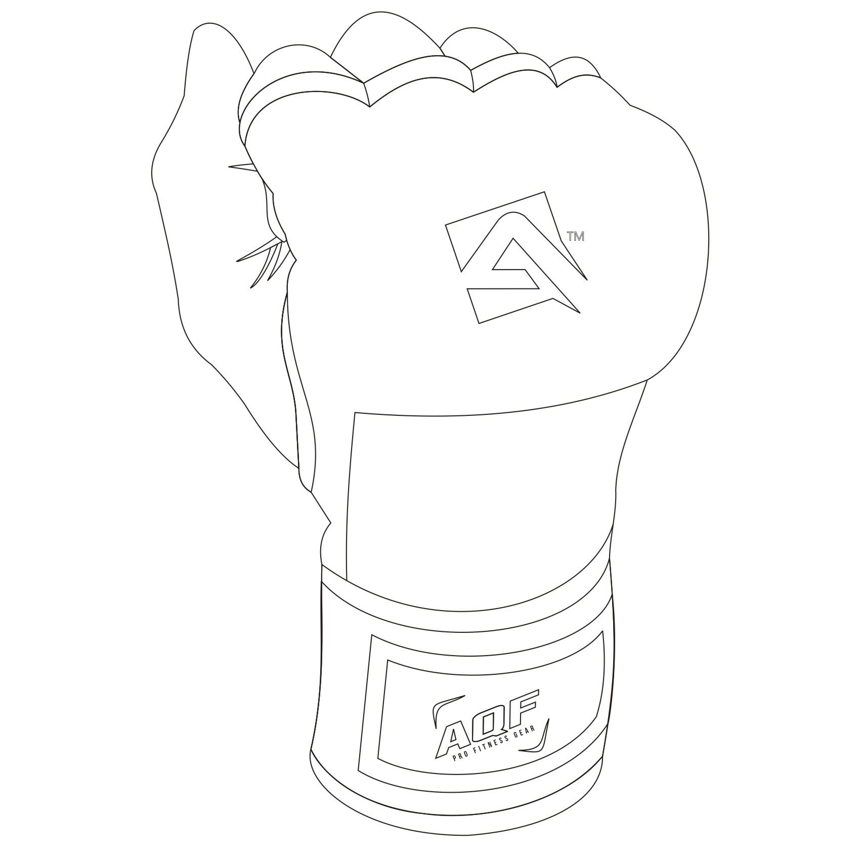 1700x1700 Aqf Boxing Gel Gloves Hand Wraps Punch Bag Inner Glove Mma Martial