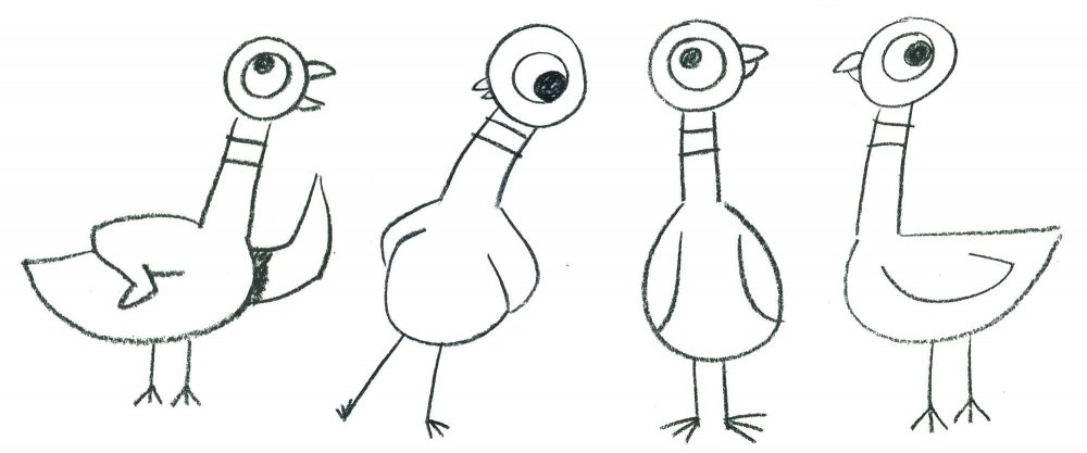 1000x417 Let's Draw The Pigeon The Nccil