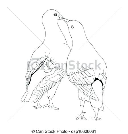 450x470 Pigeon Clipart Pigeon Love Illustration Pigeon Clipart Mo Willems