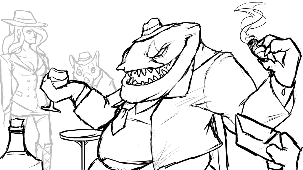 1024x576 Mob Boss Tahm Kench By Amberram