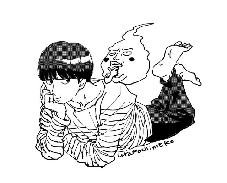 750x602 Pin By Jlo On Mob Psycho 100 Mob Psycho