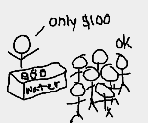 300x250 Waterboy Cheats Angry Mob. (Drawing By Im Hobo)