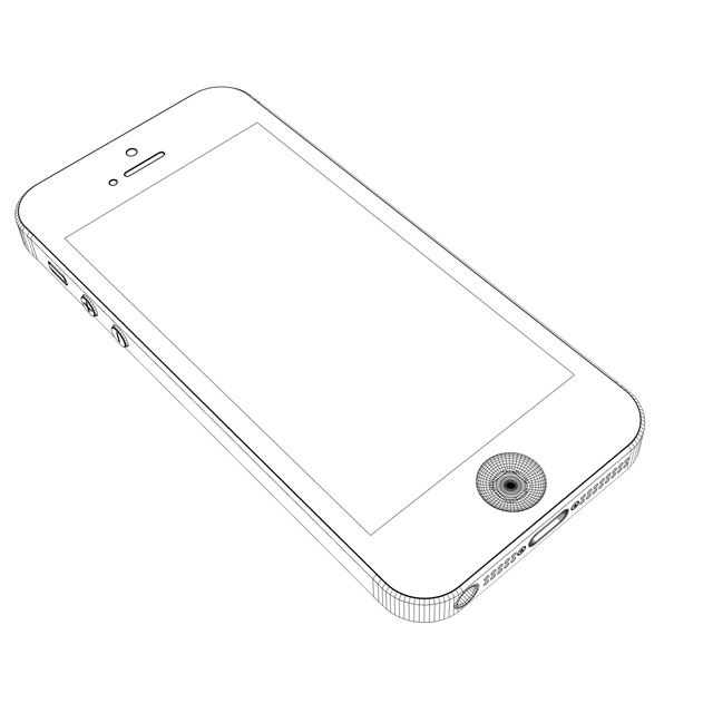 640x640 Iphone Coloring Pages Mobile Phone Coloring Pages